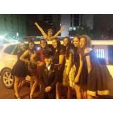 locação de limousine para festa de aniversário preço na Vila Pedrosa