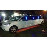 Locação de limousines melhor preço na Chácara São João
