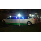 Locação de limousines melhor preço na Vila Baby