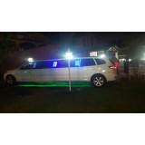Locação de limousines valor acessível no Jardim Itapura
