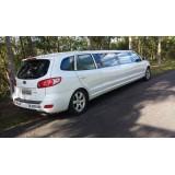 Locação de limousines valor em Corisco