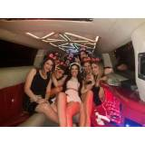 onde encontrar limousine para festa infantil no Jardim Cotinha