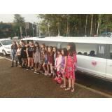 onde encontro alugar limousine para festa no Parque São Jorge