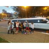 onde encontro limousine de festa para alugar na Vila Americana