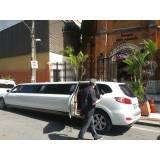 onde encontro locação de limousine para festa na Vila Nivi