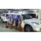 Onde localizar limousine para eventos em Higienópolis