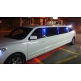 Preço acessível da locação de limousine no Jardim Porteira Grande