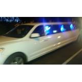 Preço da limousine de luxo em Camboriú