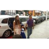 Preço da limousine de luxo na Vila Sinhá