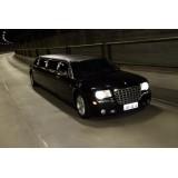 Preço de Locação de Limousine
