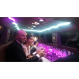 Preço do aluguel limousine para casamento na Vila Diana