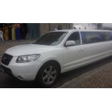 Quanto custa a limousine de luxo na Vila Marieta