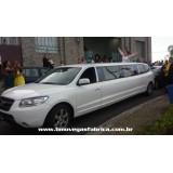 Quanto custa a locação de limousine na Vila Arapuã