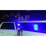 Quanto custa limousine para eventos na Vila Diana
