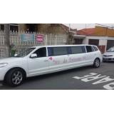 Quanto custa limousine para eventos no Bortolândia