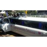 Quanto custa limousine para eventos no Jardim Iguaçu