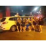 quanto custa limousine para festas e eventos em Sapucaia do Sul