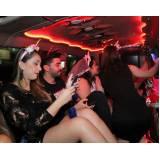 quanto custa locação de limousine para casamento Jardim Iguaçu
