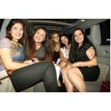quanto custa locação de limousine para festa Vila Cristina