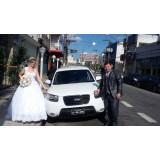 Serviço de limousine para casamento onde contratar na Vila Matias