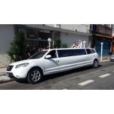 Serviço de limousine para casamento onde encontrar no Grajau