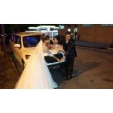 Serviço de limousine para casamento onde localizar na Chácara São Sebastião