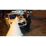 Serviço de limousine para casamento onde localizar no Jardim Alzira