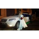 Serviço de limousine para casamento onde localizar no Jardim Cidália
