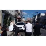 Serviço de limousine para casamento preço acessível na Aclimação