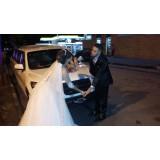 Serviço de limousine para casamento preço acessível no Jardim Irene