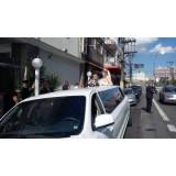 Serviço de limousine para casamento preço acessível no Pari