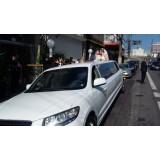 Serviço de limousine para casamento quanto custa na Porto da Igreja