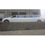 Valor acessível em limousine de luxo no Jardim Buriti