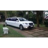 Valor acessível em limousine para eventos no Jardim Martins Silva