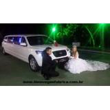 Valor da locação de limousine na Vila Leo