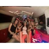 valor de festa na limousine em SP no Conjunto Residencial Santa Terezinha