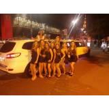 valor de festa na limousine em SP no Jardim Vicente