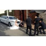 Valor do aluguel limousine para casamento na Higienópolis