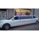 Venda de limousine melhor preço na Vila Franca