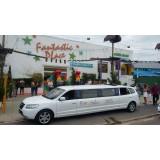 Venda de limousine melhor preço no Jardim Mutinga
