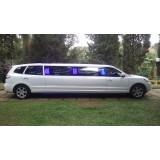 Venda de limousine menor preço na Vila Prima
