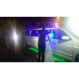 Venda de limousine menor preço no Jardim Álamo