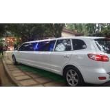 Venda de limousine no Jardim Itaberaba II