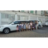 Venda de limousine onde encontrar no Jardim Ceci