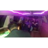 Venda de limousine preço acessível na Furnas