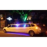 Venda de limousine preço acessível na Vila Vera