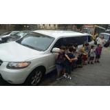 Venda de limousine preço na Vila Santo Henrique