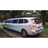 Venda de limousine preço no Jardim São Vicente