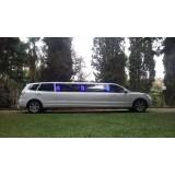 Venda de limousine quanto custa em Sumaré