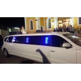 Venda de limousine quanto custa na Chácara Paraíso